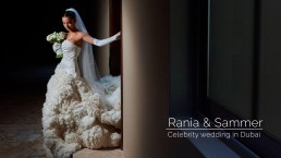 Dubai Desert Palm, Melia wedding highlights